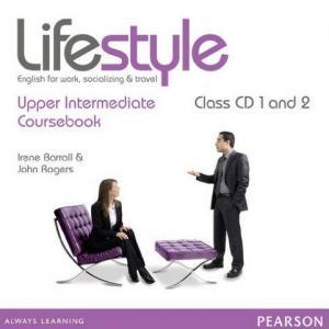 Lifestyle Upper Intermediate.    CD do Podręcznika