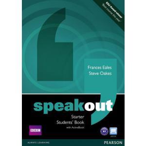 Speakout Starter. Podręcznik + Active Book