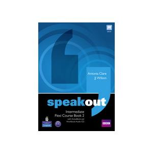 Speakout Intermediate.   Flexi Course Book 2