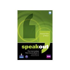 Speakout Pre-Intermediate.   Flexi Course Book 2