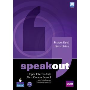 Speakout Upper Intermediate.   Flexi Course Book 1
