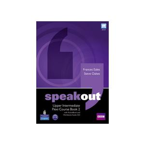 Speakout Upper Intermediate.   Flexi Course Book 2
