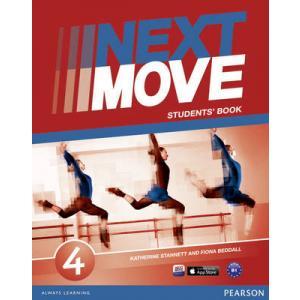 Next Move 4. Podręcznik