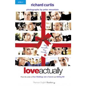 Love Actually + CD. Pearson English Readers