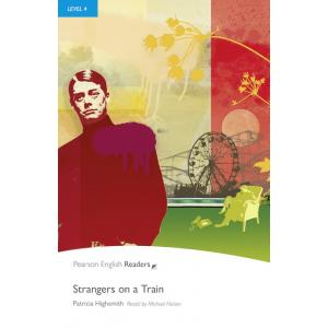 Strangers on a Train + MP3. Pearson English Readers