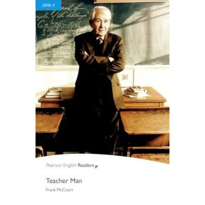 Teacher Man + MP3. Pearson English Readers