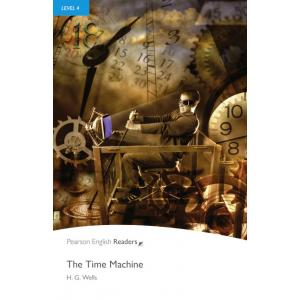 The Time Machine + MP3. Pearson English Readers