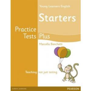 Practice Tests Plus Starters. Podręcznik