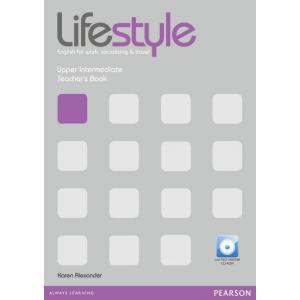 Lifestyle Upper-Intermediate. Książka Nauczyciela + CD