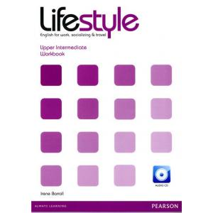 Lifestyle Upper Intermediate.   Ćwiczenia + CD