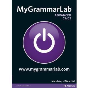 MyGrammarLab Advanced.    Podręcznik Bez Klucza + MyLab