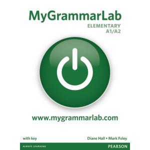 MyGrammarLab Elementary.   Podręcznik z Kluczem + MyLab
