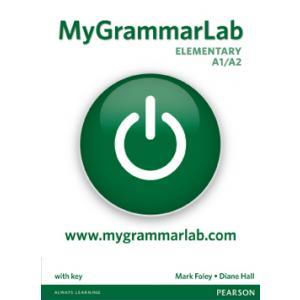 MyGrammarLab Elementary.   Podręcznik bez Klucza + MyLab