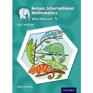 Nelson International Mathematics 5. 2nd ed. Workbook