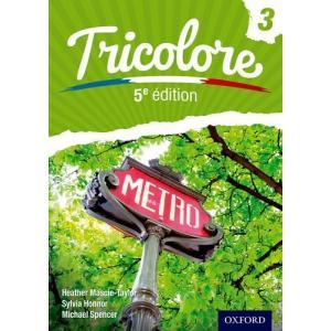 Tricolore 5e édition 3 Student Book