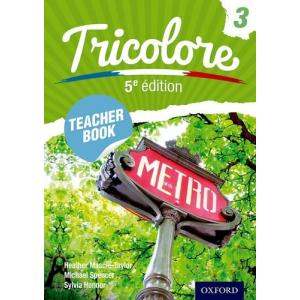 Tricolore 5e édition 3 Teacher Book
