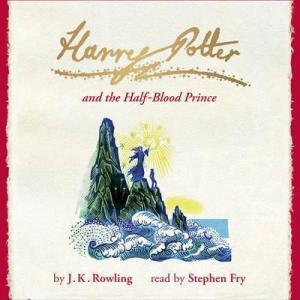 Harry Potter and the Half-Blood Prince. Audio CD (17)