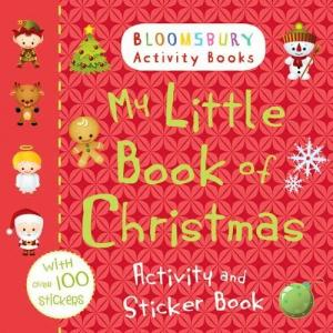 My Little Book of Christmas. Activity and Sticker Book