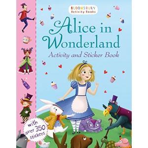 Alice in Wonderland. Activity and Sticker Book