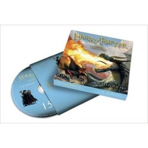 Harry Potter and the Goblet of Fire. CD