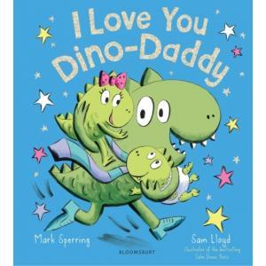 I Love You Dino-Daddy