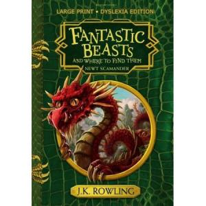 LA Rowling, Fantastic Beasts and Where to Find Them