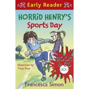 Horrid Henry's Sports Day (Book/CD)