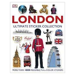 London. Ultimate Sticker Collection