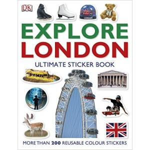 Explore London. Ultimate Sticker Collection
