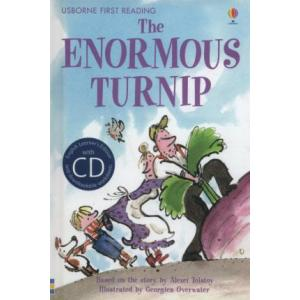 Enormous Turnip - książka + CD
