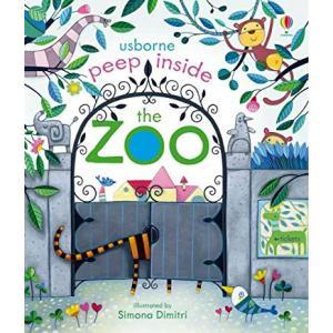 Peep inside the ZOO /książeczka z okienkami/