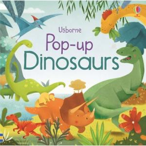 Pop-up dinosaurs /książeczka rozkładana/