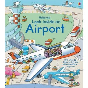 Look inside an Airport /książeczka z okienkami/