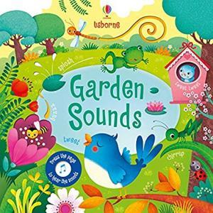 Garden Sounds /książeczka dźwiękowa/