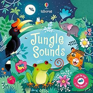 Jungle Sounds /książeczka dźwiękowa/