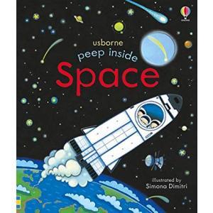 Peep inside Space /książeczka z okienkami/