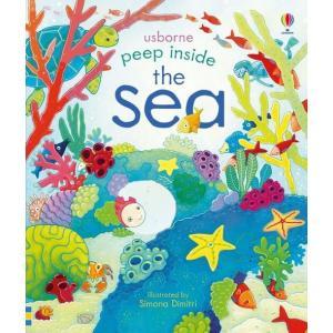 Peep inside the Sea /książka z okienkami/