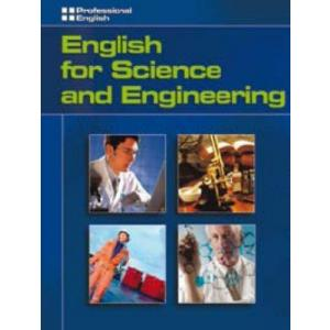 English for Science and Engineering Student's Book + CD