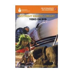 Footprint Reading Library DVD.   Level 800 Headwords