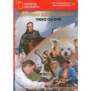 Footprint Reading Library DVD. Level 1000 Headwords