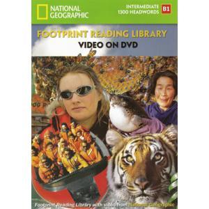 Footprint Reading Library DVD. Level 1300 Headwords