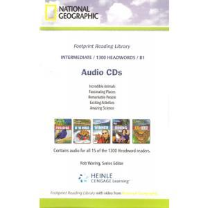Footprint Reading Library. CD   Level 1300 Headwords