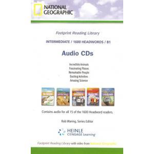 Footprint Reading Library. CD   Level 1600 Headwords