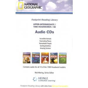 Footprint Reading Library. CD   Level 1900 Headwords