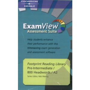Footprint Reading Library ExamView Pro CD-ROM. Level 800 Headwords