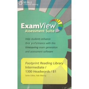 Footprint Reading Library ExamView Pro CD-ROM. Level 1300 Headwords