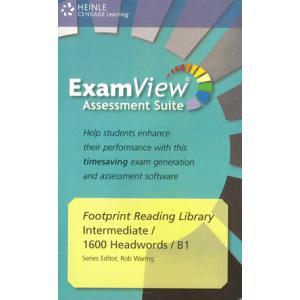 Footprint Reading Library ExamView Pro CD-ROM. Level 1600 Headwords