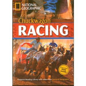Chuckwagon Racing + CD. Footprint Reading Library