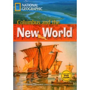 Columbus and the New World + CD. Footprint Reading Library