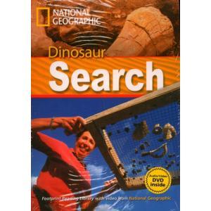 Dinosaur Search + CD. Footprint Reading Library